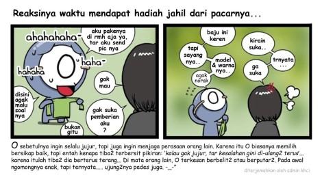 Hadiah Jahil O