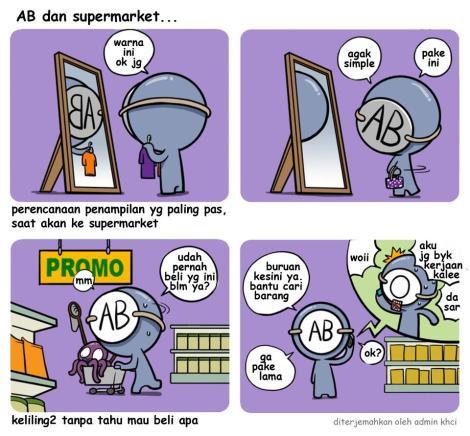 supermarket AB