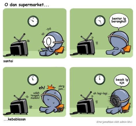 supermarket O