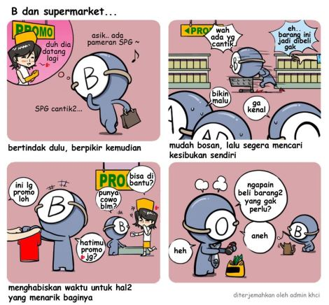 supermarket B